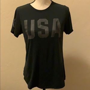 """Nike """"the Athletic tee"""" USA Size L"""